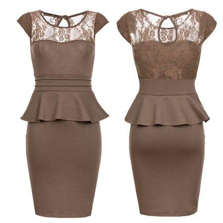 Laeticia Dreams Damenkleid mit Spitze – Bild 10