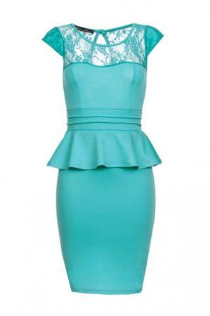 Laeticia Dreams Damenkleid mit Spitze – Bild 3