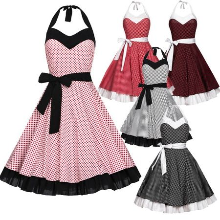 Laeticia Dreams Petticoat Kleid 50er
