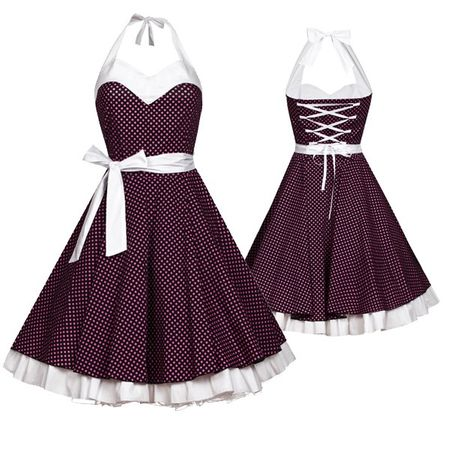 Laeticia Dreams Petticoat Kleid 50er – Bild 5