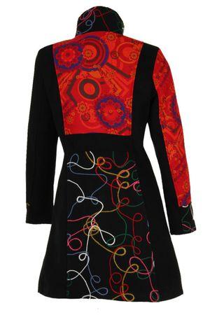 Laeticia Dreams Trenchcoat Mantel mit Kapuze oder Stehkragen – Bild 6