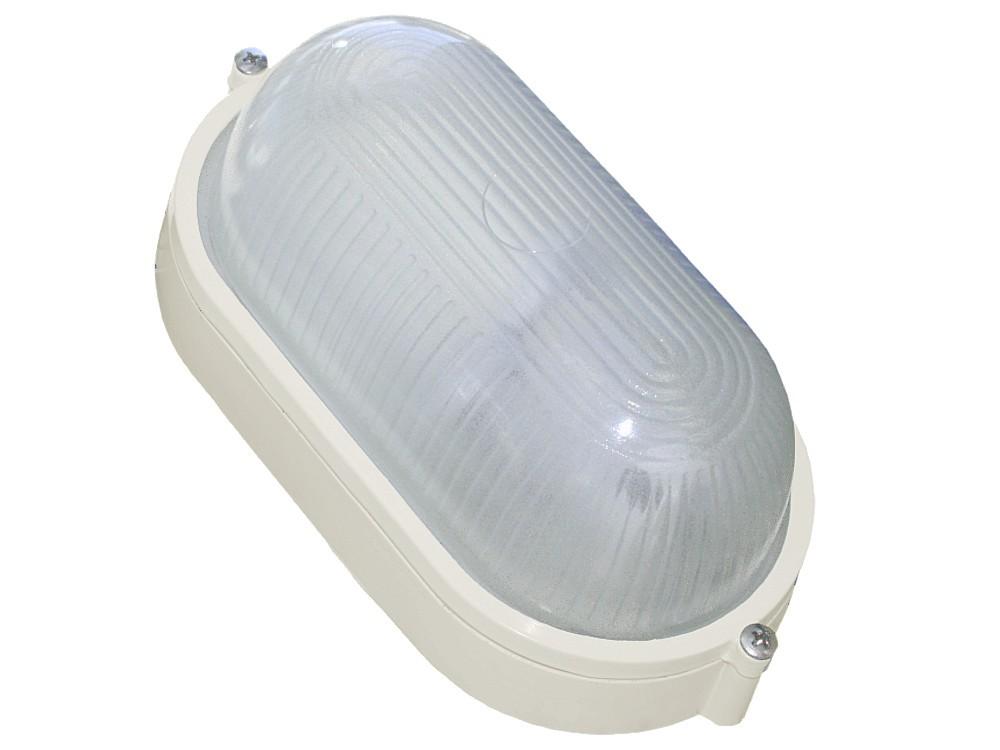 EOS Saunalampe Hitzebeständige Oval-Saunaleuchte IP54