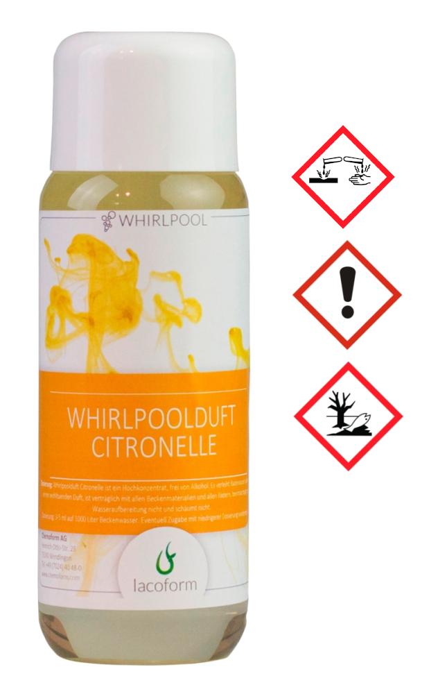 LACOFORM Whirlpoolduft | 250 ml Citronelle
