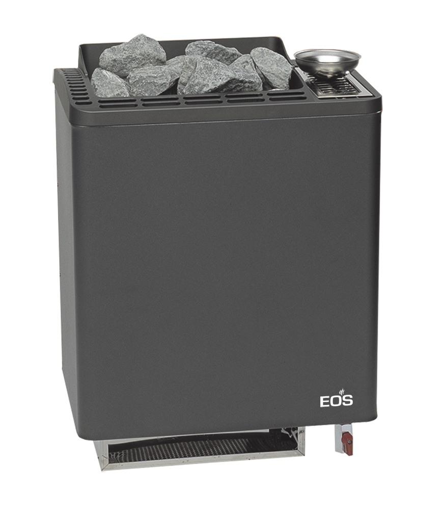 EOS Bi-O Tec Saunaofen Anthrazit 9 kW
