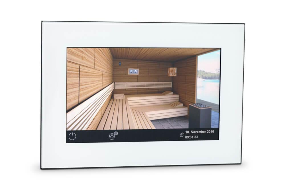 EOS EmoTouch 3 Saunasteuergerät Weiß
