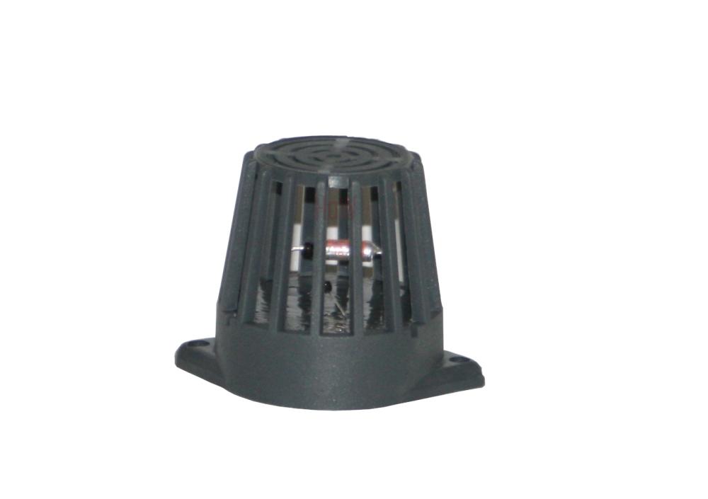 EOS Temperaturfühler   Ersatz-Ofenfühler (analog) Anthrazit
