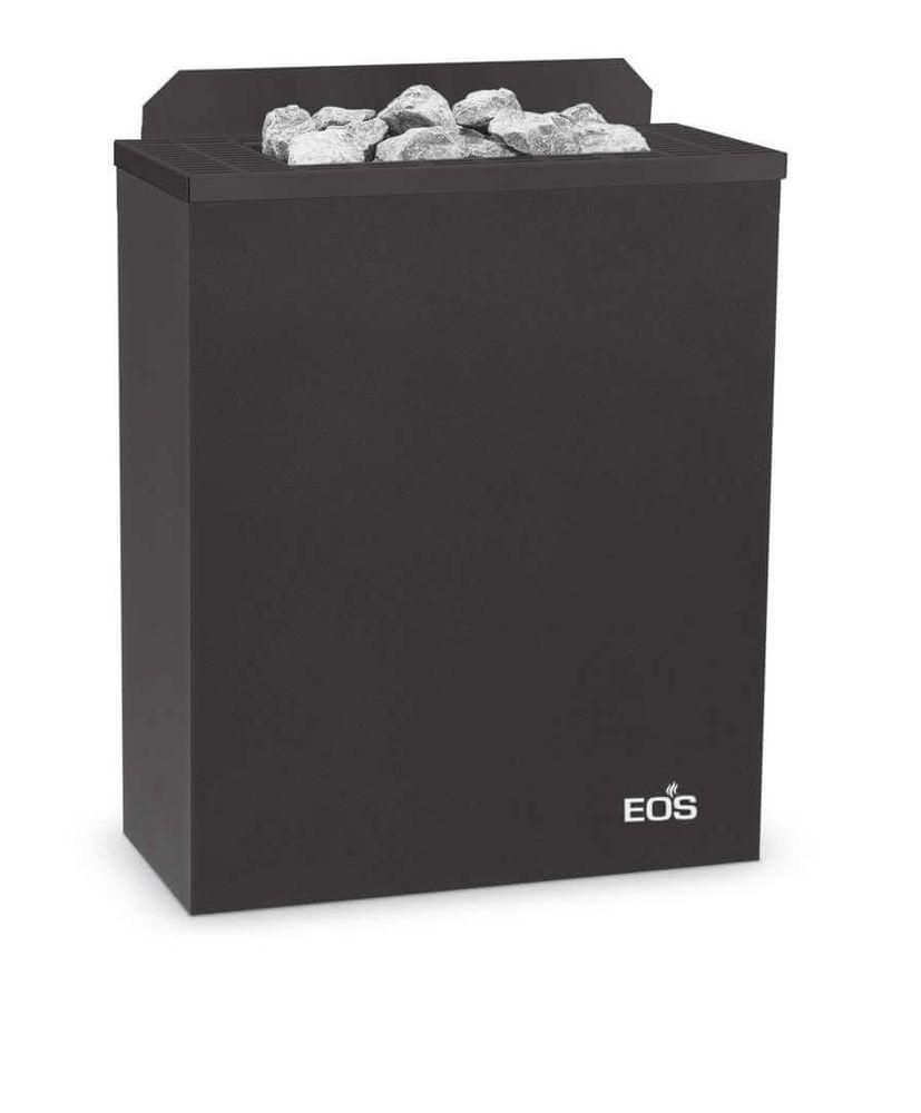 EOS Gracil W Saunaofen Schwarz 9 kW