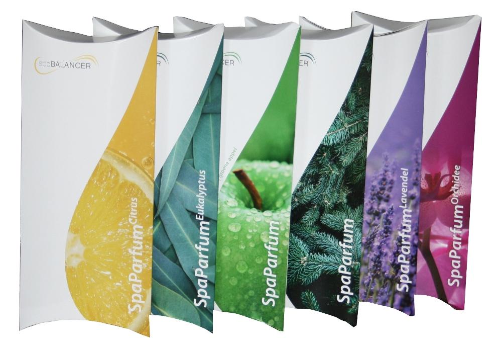 1 Duftpad für Whirlpools Spabalancer Spa Parfume Eukalyptus Whirlpoolduft