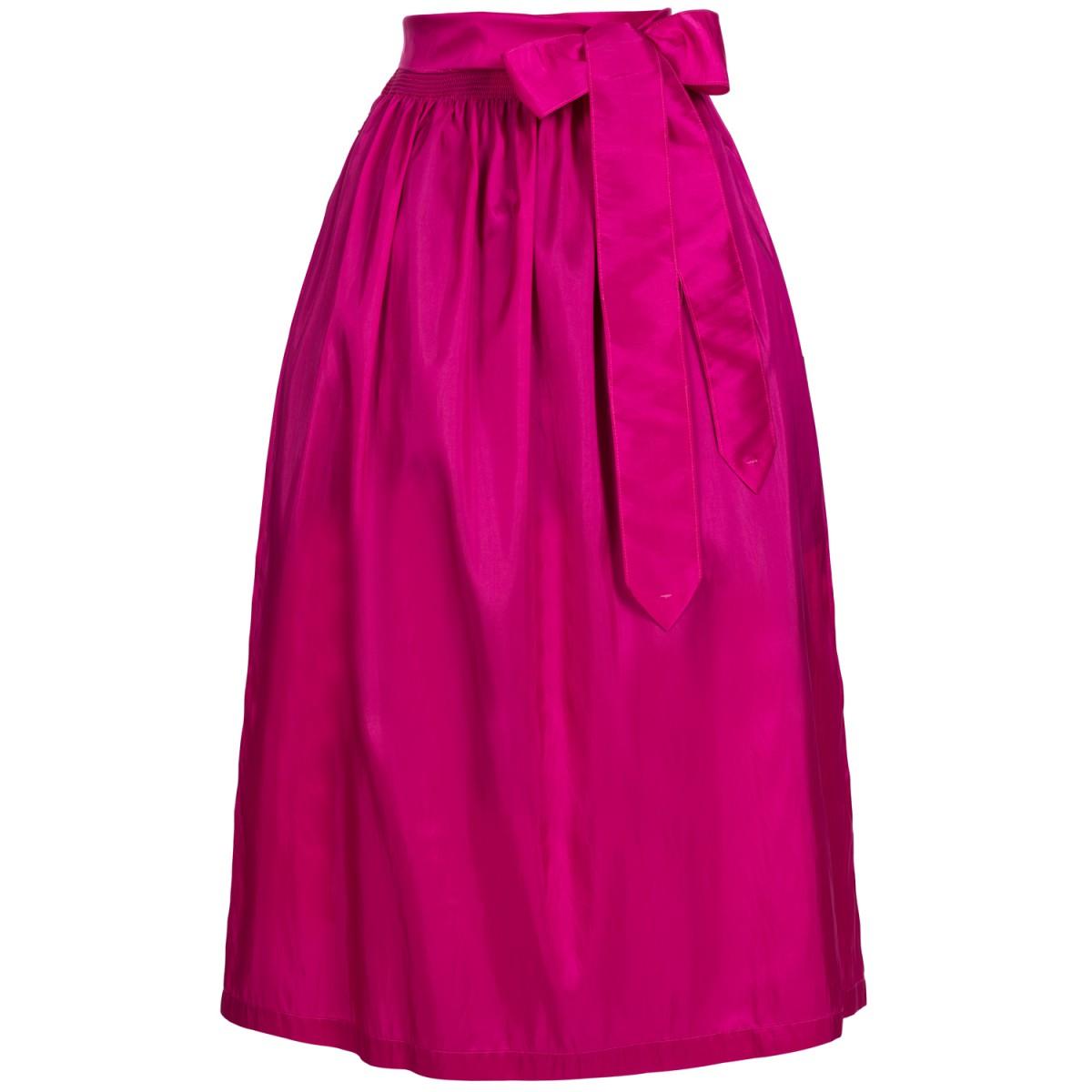 Dirndlschürze in Pink von Country Line günstig online kaufen