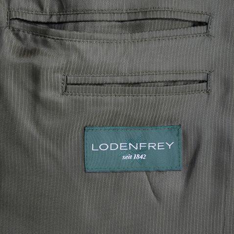 Trachtenjanker in Anthrazit von Lodenfrey