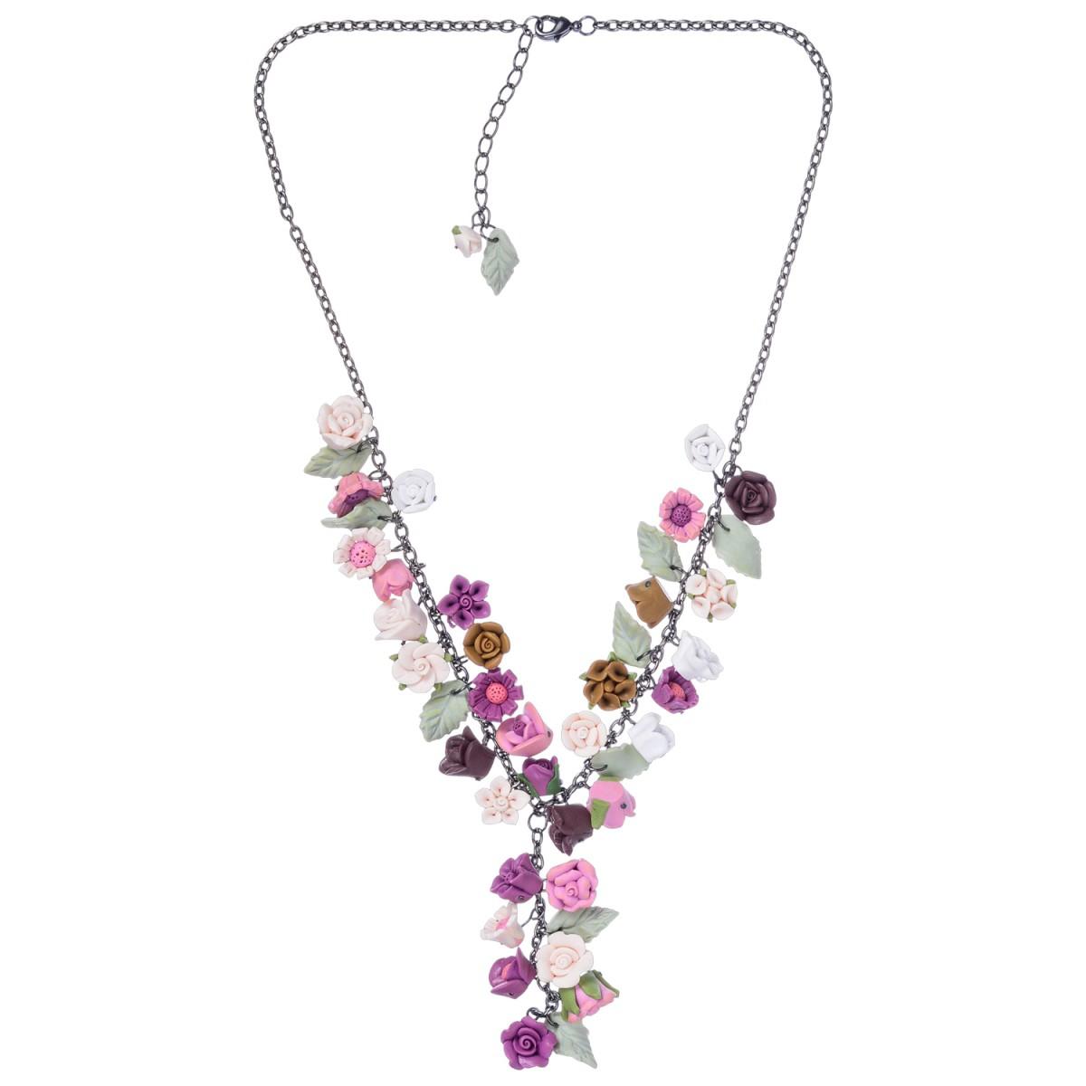 Halskette Rosenzauber von Schlick Accessoires günstig online kaufen