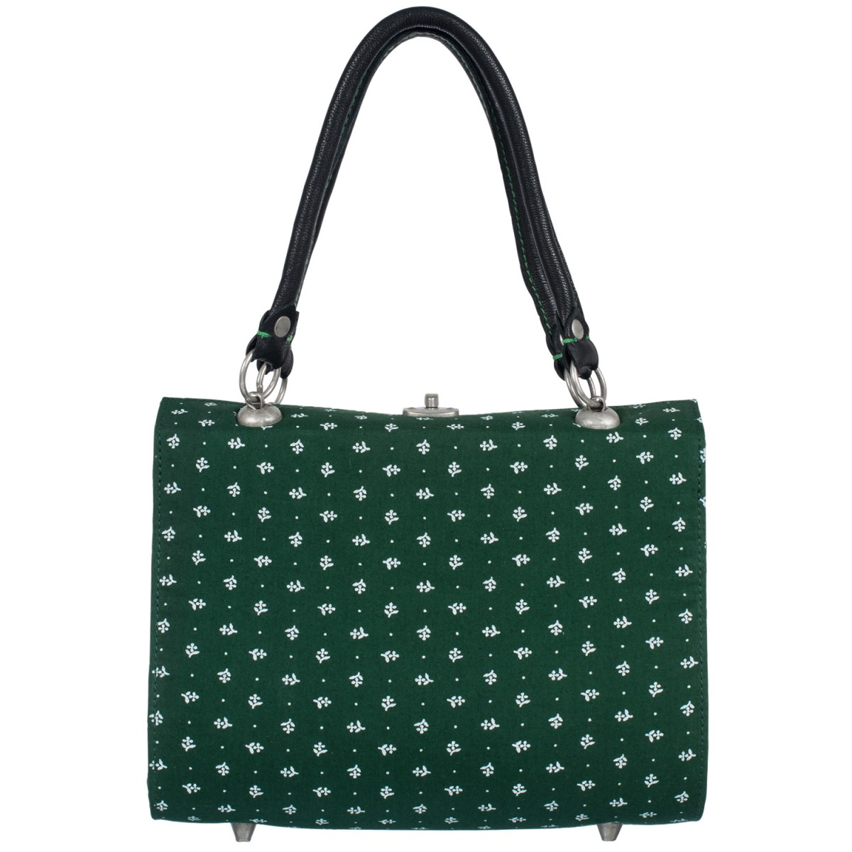 Süße Trachtentasche zum Dirndl in Grün von Almsach