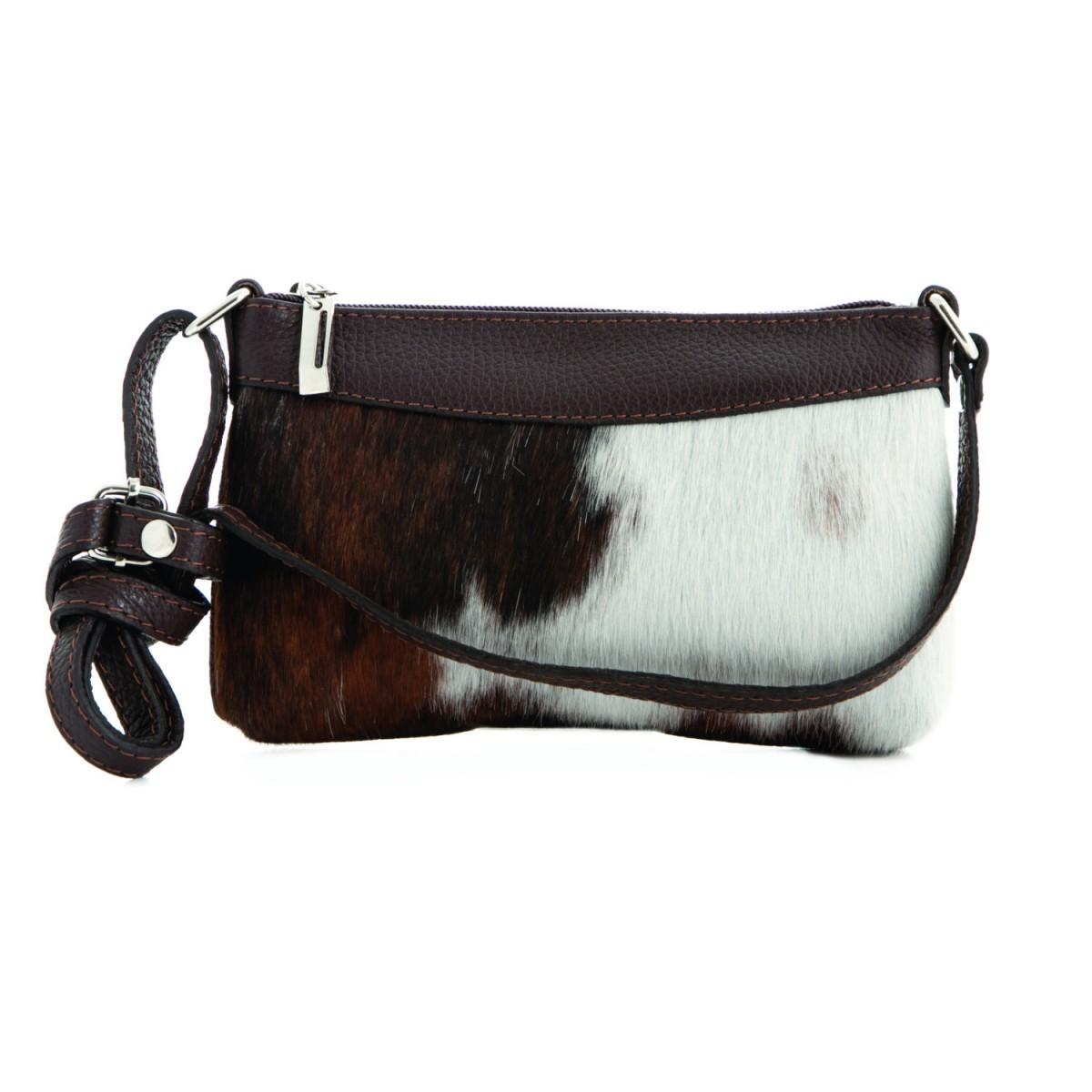 Süße Trachtentasche zum Dirndl in Braun von Der Trachtler