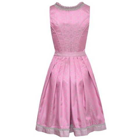 Midi Dirndl Dorena in Pink von Krüger Collection