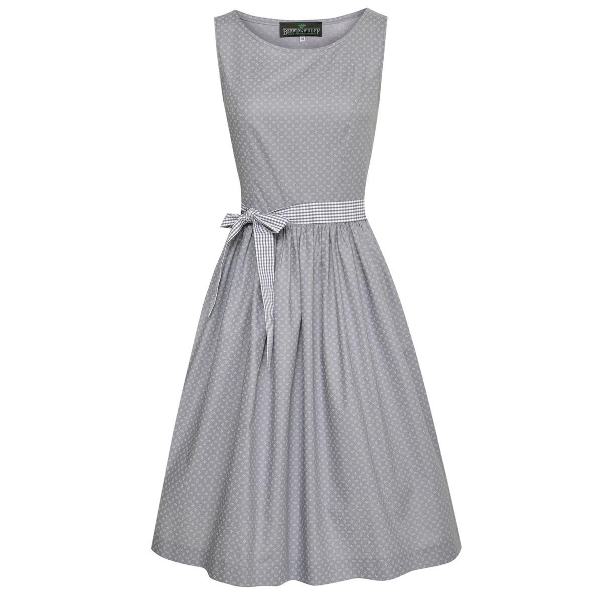 Kleid Elicia in Grau von Berwin und Wolff günstig online kaufen