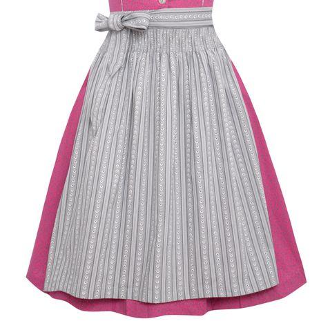 Midi Dirndl Annelie in Pink von Almsach