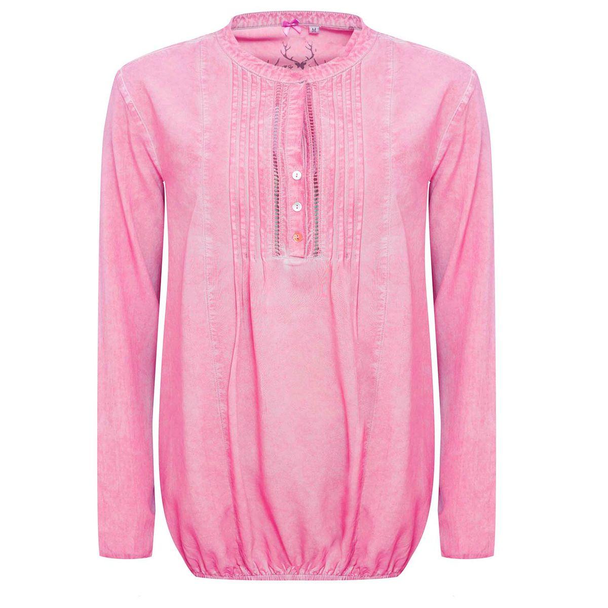 Trachtenshirt Alma in Pink von Marjo Trachten günstig online kaufen