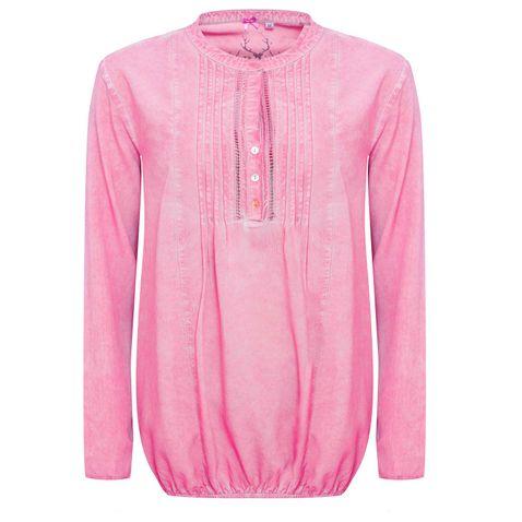 Trachtenshirt Alma in Pink von Marjo Trachten