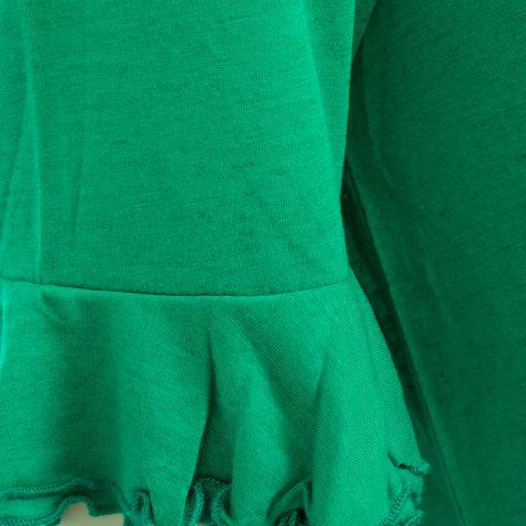 Trachtenshirt Anita in Grün von Berglilie