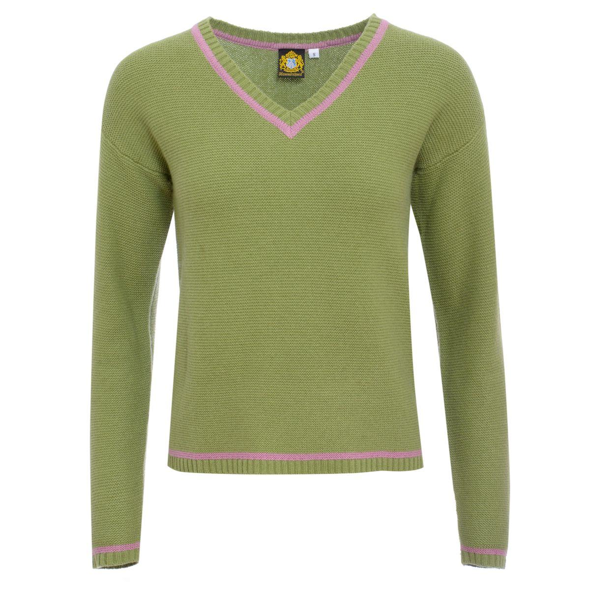 Pullover Valo in Grün von Hammerschmid