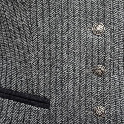 Jacke Gerlos in Grau von Hammerschmid