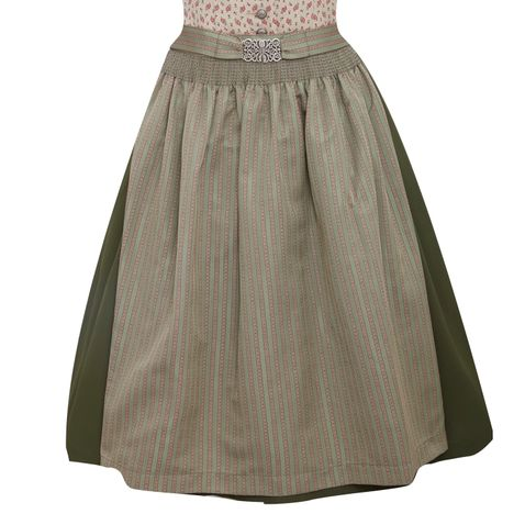 Midi Dirndl Lotti in Beige von Country Line