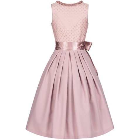 Midi Dirndl Theresia in Rosa von Country Line