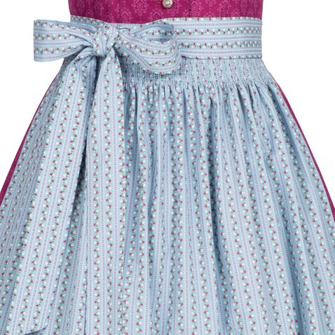 Midi Dirndl Cindy in Pink von Country Line