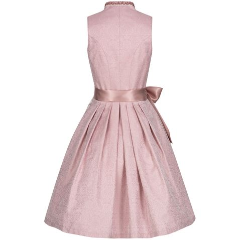 Midi Dirndl Vally in Rosa von Country Line