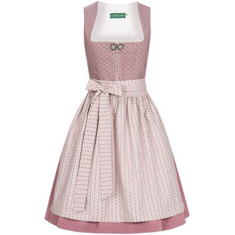 Midi Dirndl Lisa in Rosa von Country Line