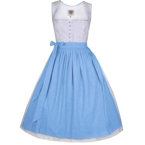 Apple of my eye Damen Trachten-Mode Umstandsdirndl Linda in Lila traditionell