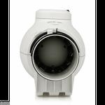 S&P TD-250/100 Silent, schallgedämmter Rohrventilator, halbradial, 240/180 m³/h 005