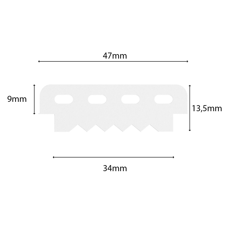 Set Keilrahmen-Aufhänger 2 Stk