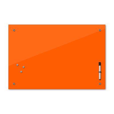 Memoboard - orange - 24 Farben – Bild 2