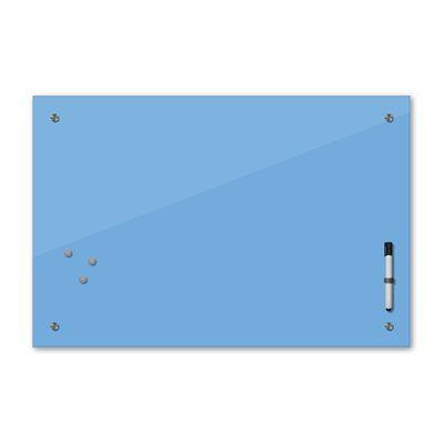 Memoboard - lichtblau - blau - 24 Farben – Bild 2