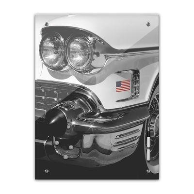 Memoboard - Männermotive - Classic American Car – Bild 2