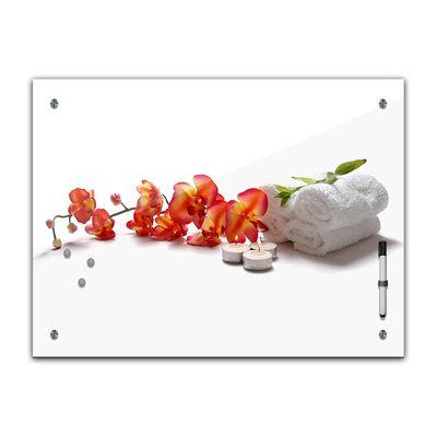 Memoboard - Pflanzen & Blumen - Orchidee Spa – Bild 2
