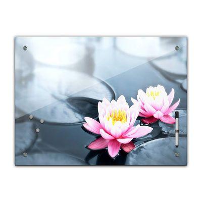 Memoboard - Pflanzen & Blumen - Lotusblüte  – Bild 2