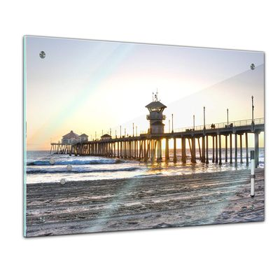 Memoboard - Landschaft - Huntington Beach – Bild 1