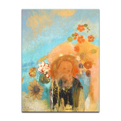 Odilon Redon - Evocation of Roussel – Bild 2
