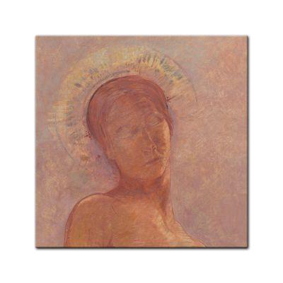 Odilon Redon - Mit geschlossenen Augen – Bild 3
