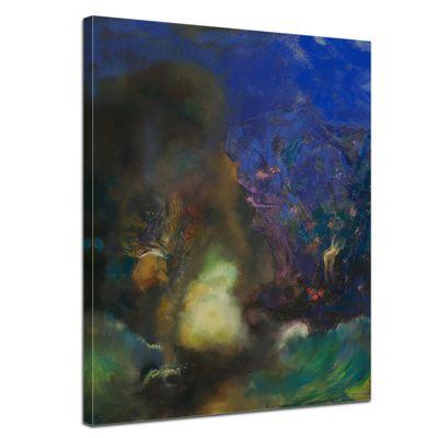 Odilon Redon - Roger befreit Angelika – Bild 1