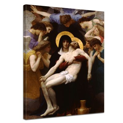 William-Adolphe Bouguereau - Pieta – Bild 1