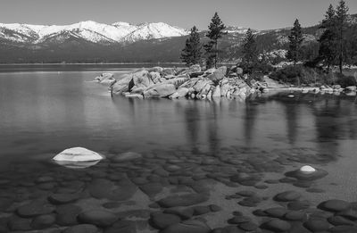 Fototapete - Lake Tahoe in den USA – Bild 8