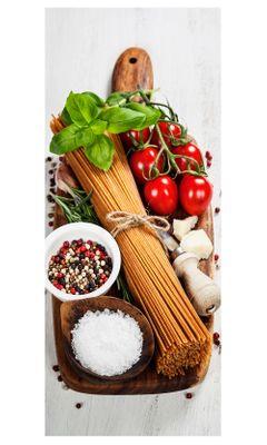 Türaufkleber - Italienische Pasta III – Bild 3