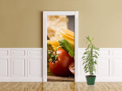 Türaufkleber - Italienische Pasta IV – Bild 2