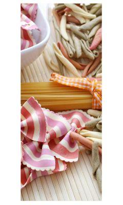 Türaufkleber - Italienische Pasta V – Bild 3