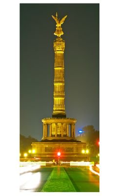 Türaufkleber - Berliner Siegessäule – Bild 2