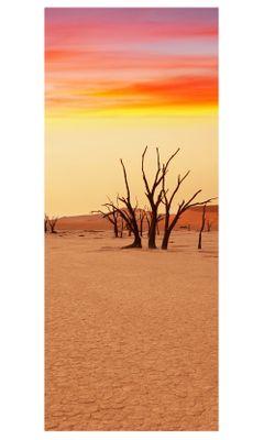 Türaufkleber - Dead Valley - Namibia – Bild 3