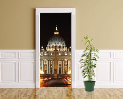Türaufkleber - Vatikanstadt - Rom – Bild 2